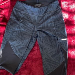 "NWT Patagonia ""endless run tights"""